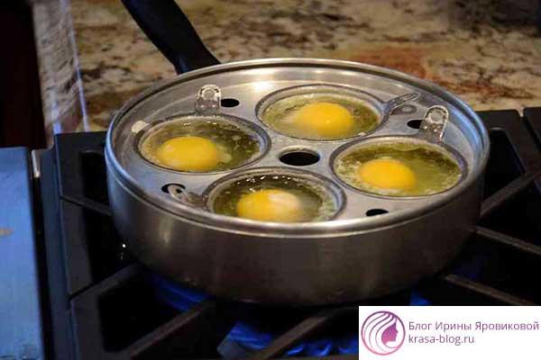 Яйца пашот популярные методы приготовления