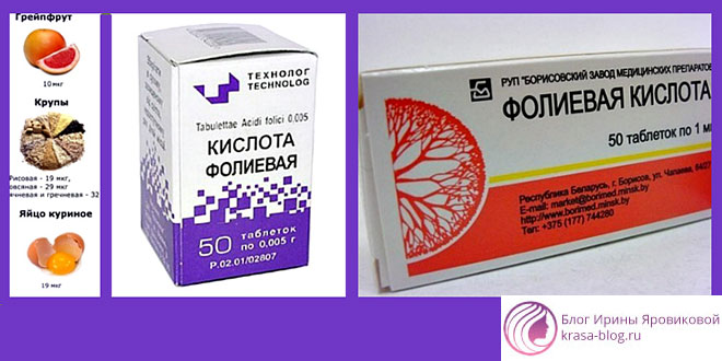 Для чего нужна фолиевая кислота женщинам: основные преимущества компонента