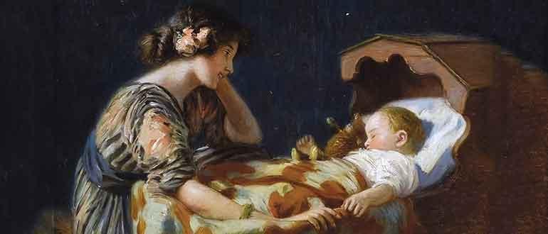 Как научить ребенка засыпать самостоятельно, в 2,5 года, в кроватке