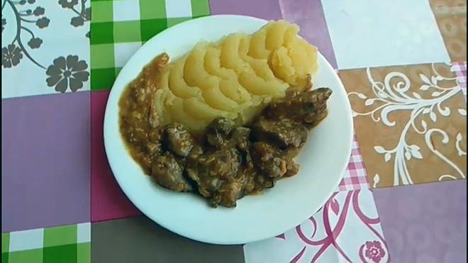 сколько надо варить печень куриную